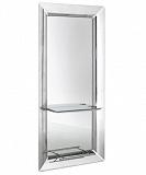 Зеркало настенное TREVI Plus Silver